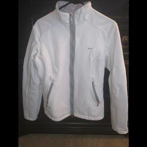 Nike running jacket Large
